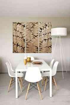 Ideas para decorar comedores estilo minimalista - Decoración de ...