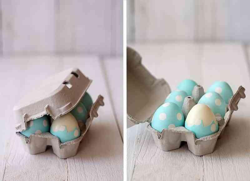 huevos de pascua molones
