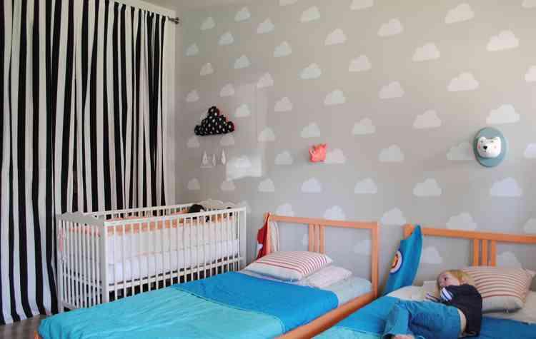 Como Pintar Un Dormitorio Infantil Decoracion De Interiores Opendeco - Como-pintar-habitacion-infantil