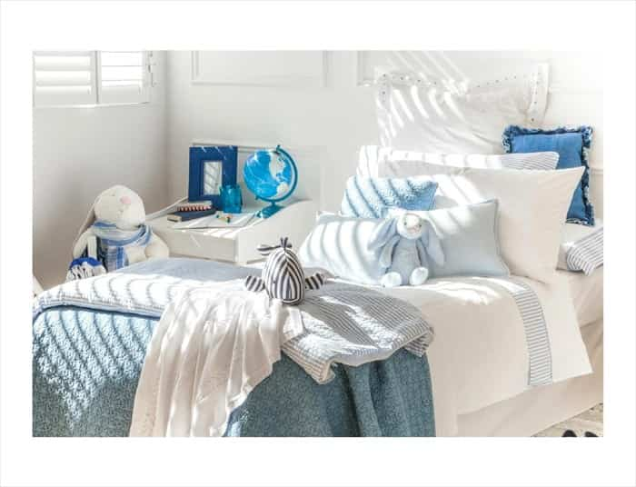 zara home kids el azul y el blanco vuelven decoraci n de interiores opendeco. Black Bedroom Furniture Sets. Home Design Ideas