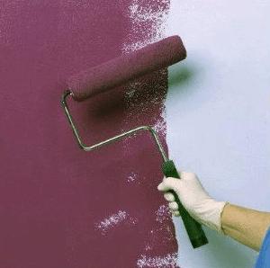 paredes efecto rayado