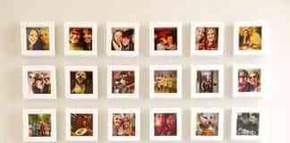 decorar con fotografías