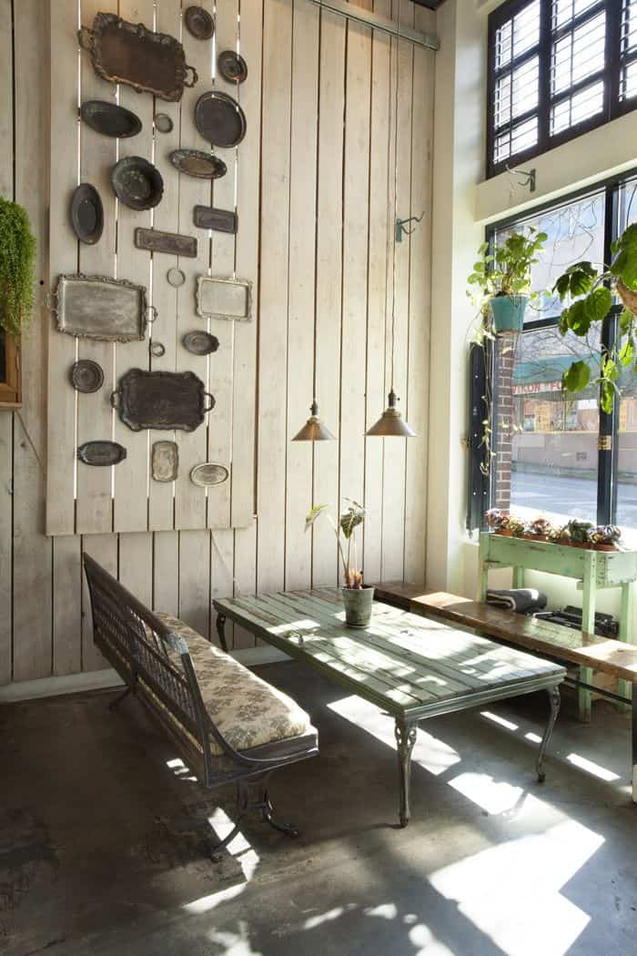 5 ideas para paredes vintage decoraci n de interiores - Decoracion paredes vintage ...