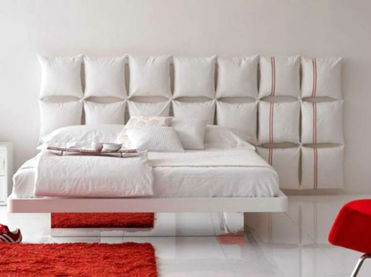 Decoracion Cabecero Cama Fabulous Decoracin Cabeceros Cama With