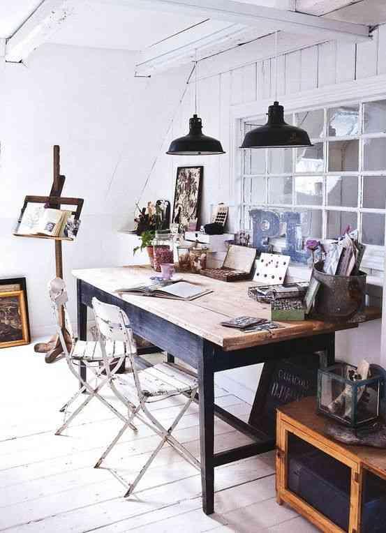 10 Ideas para decorar tu despacho en casa - Decoración de Interiores ...