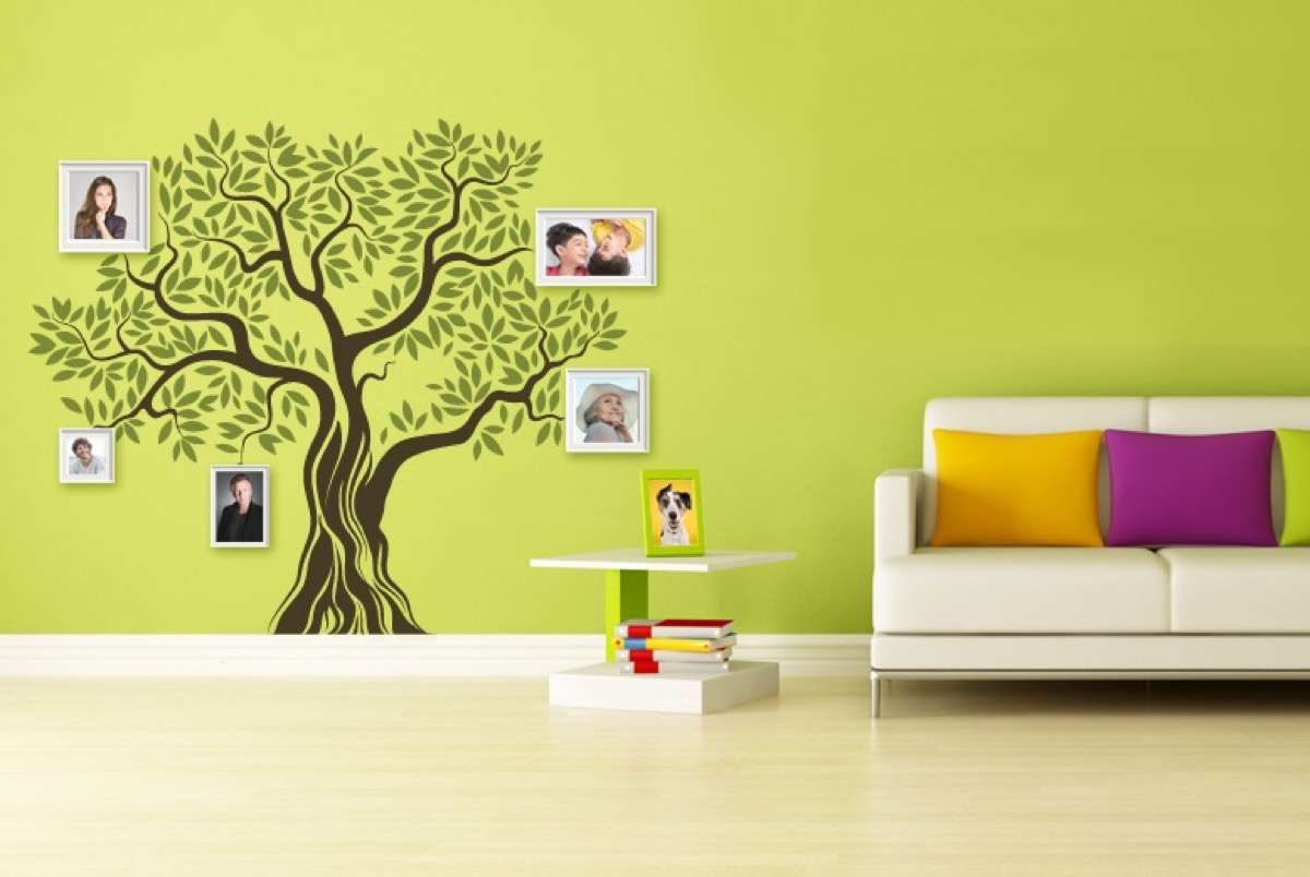 Ideas originales para decorar con fotografías