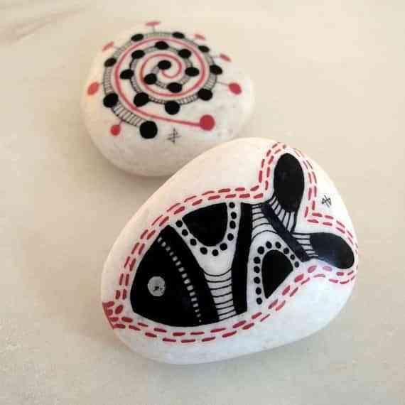 decorar con piedras