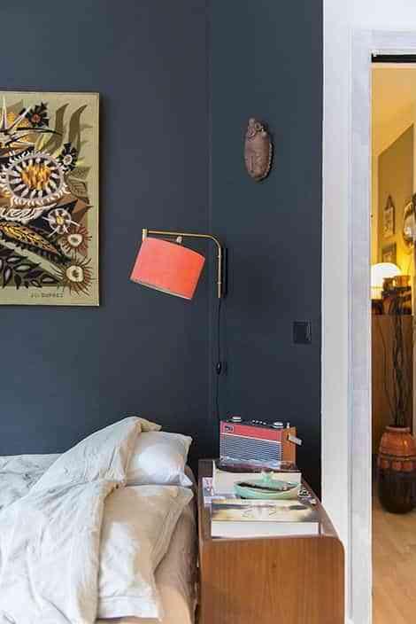 decorar dormitorio azul