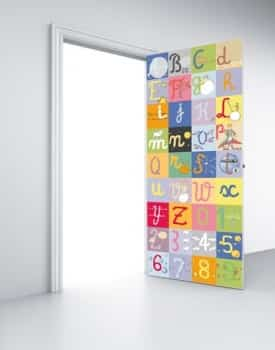decorar puertas