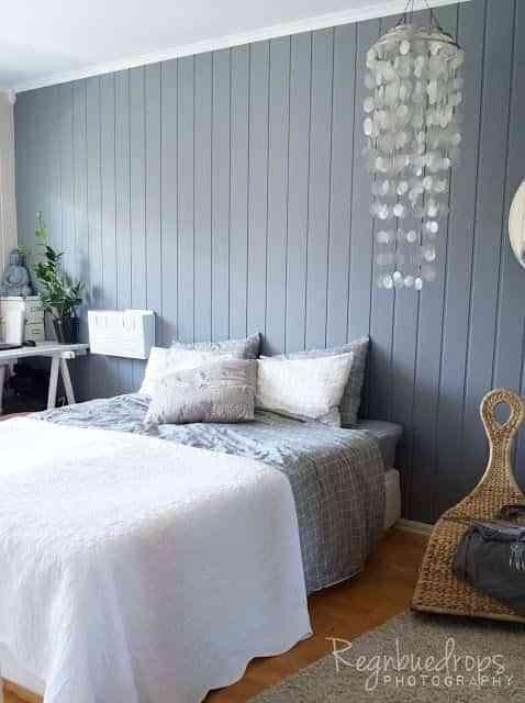 decorar dormtiorio en gris