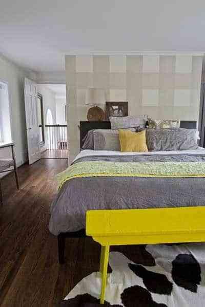 decorar dormitorios grises