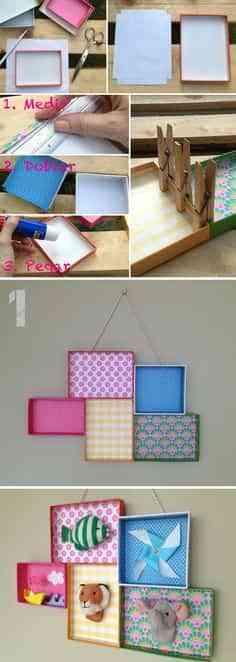 estanteria de papel