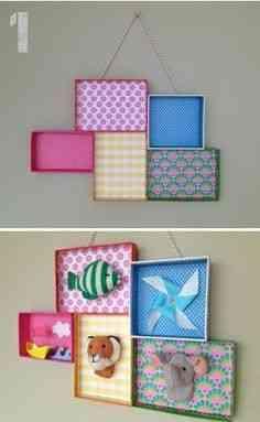 Cuadros de tapas de cart n decoraci n de interiores for Decoracion reciclaje interiores