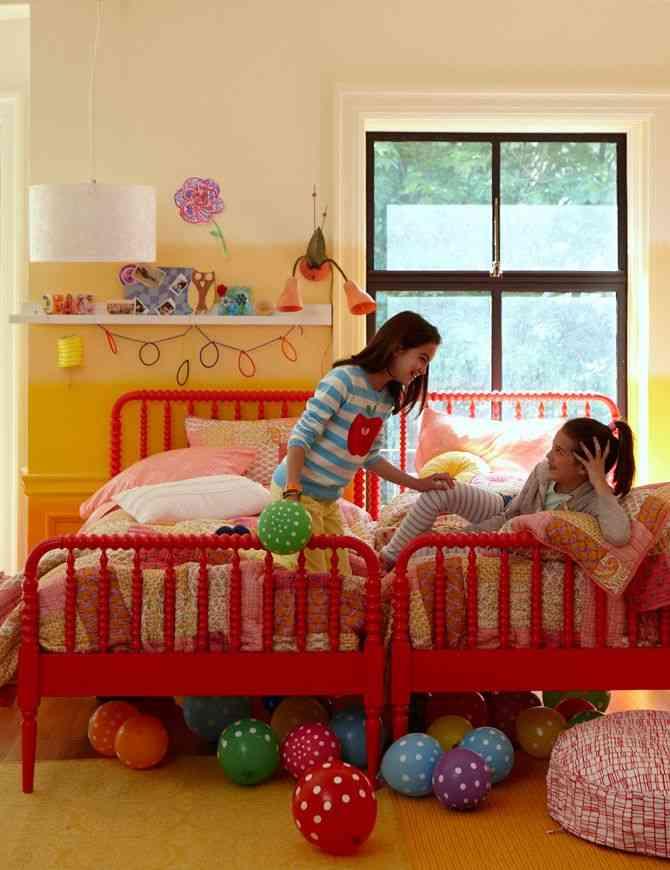 5 ideas para habitaciones infantiles decoraci n de - Decoracion interiores infantil ...