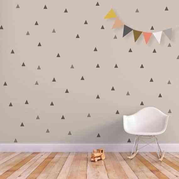 paredes triángulo