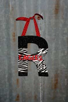 monogramas para decorar