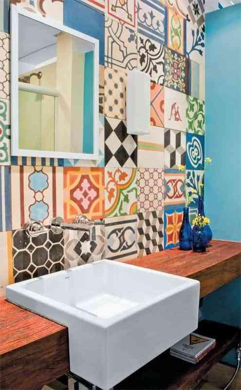 C mo limpiar paredes de azulejo tan f cil decoraci n - Como limpiar azulejos ...