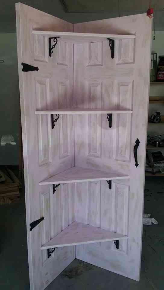 Puertas recicladas que decoran el hogar decoraci n de for Reciclar puertas