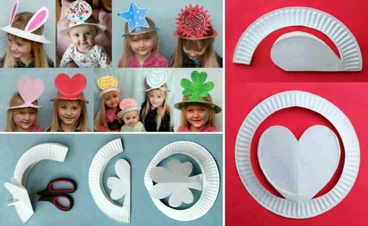 sombreros infantiles