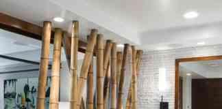 decora con bambu
