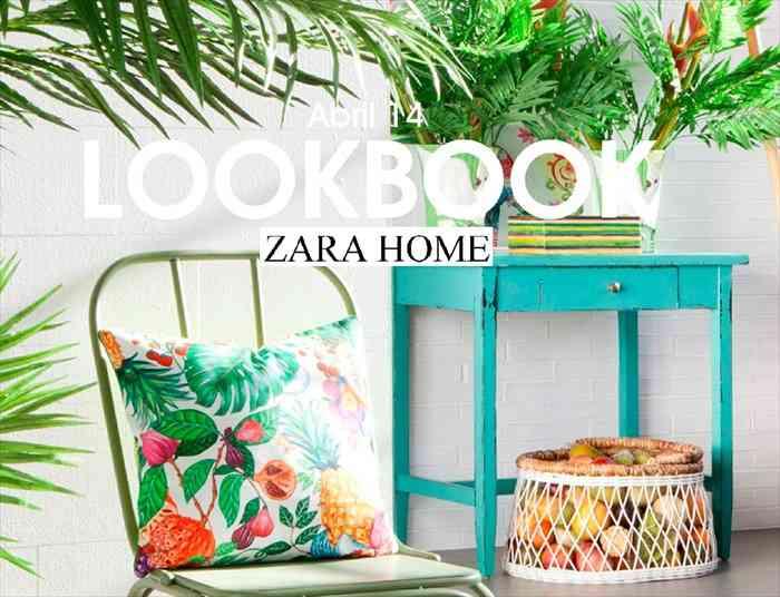 Decoraci�n de Zara Home para el verano