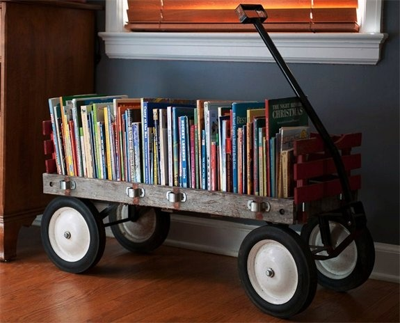 Decorar con libros peque os rincones de la casa for Decoracion con libros