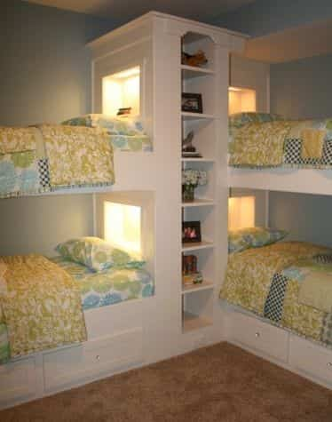 decoración dormitorios