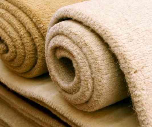 guardar alfombras