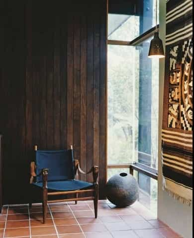 Decorar con paredes divisorias de madera decoraci n de - Paredes divisorias ...