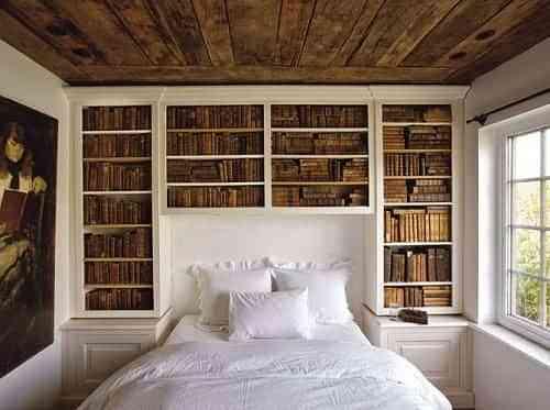 techos de madera para habitaciones