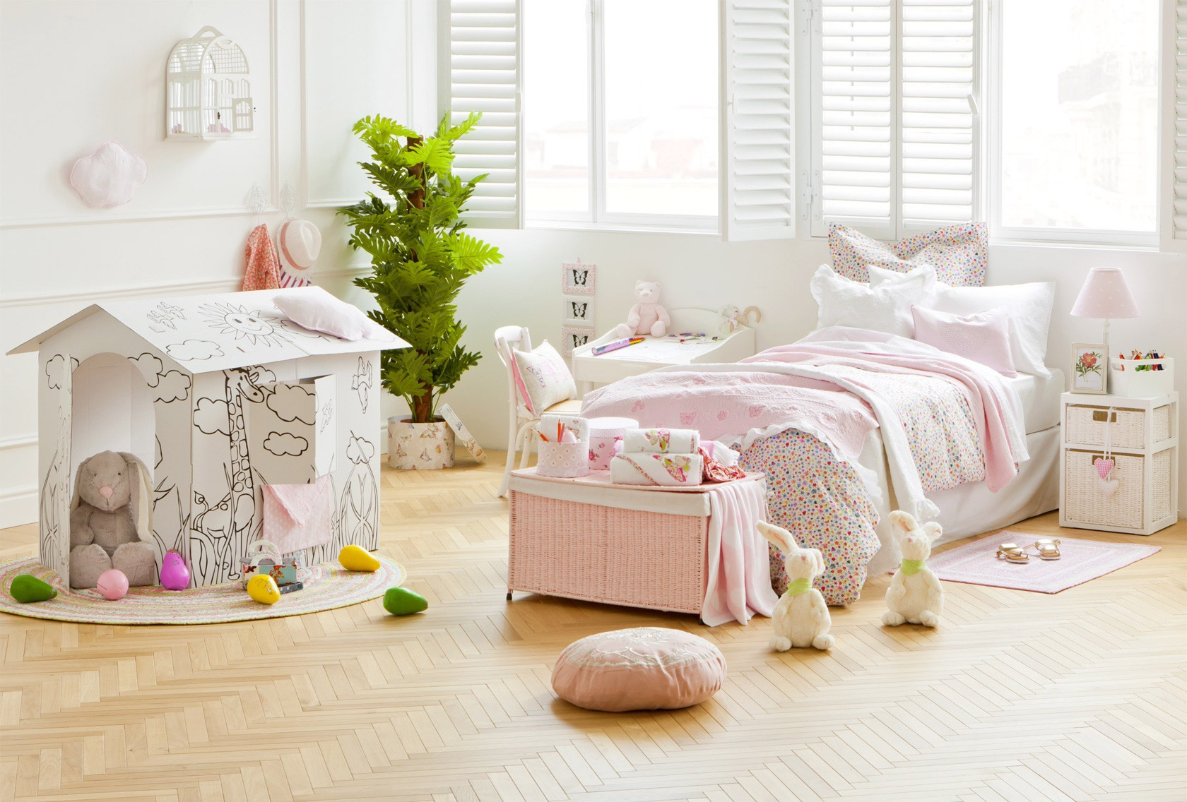 zara home kids colecci n verano 2014. Black Bedroom Furniture Sets. Home Design Ideas