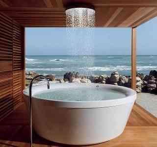 ¿Has visto alguna vez bañeras tan originales como estas?