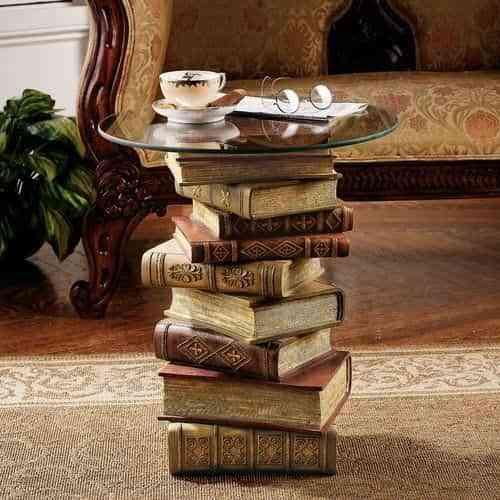 decorar con libros 2