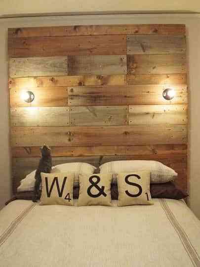 decoracin de cabeceros de cama