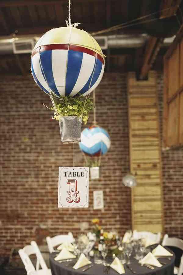 globos para decorar