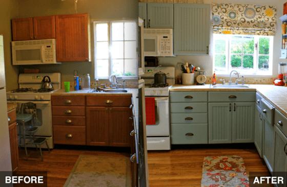 ideas para renovar cocinas