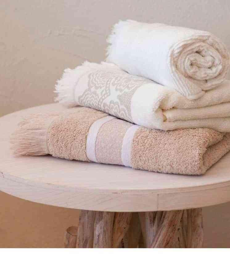 toallas de zara home