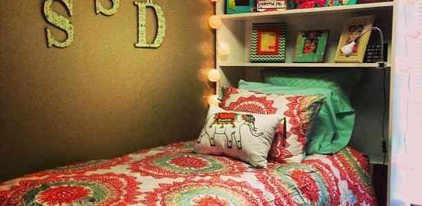 Ideas para la decoración de un dormitorio de estudiante