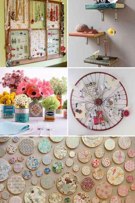 5 Ideas de estilo vintage para decorar tu hogar