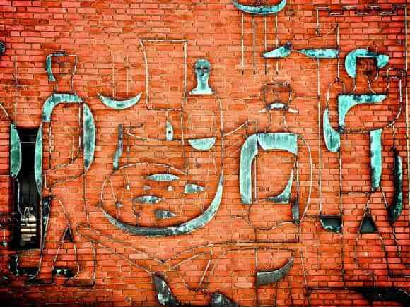Cómo limpiar las paredes de ladrillos