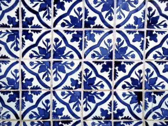 Mosaicos cerámicos para paredes