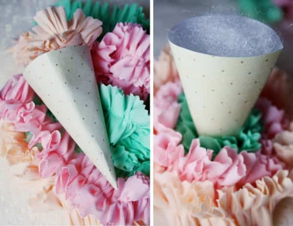DIY decorar con helados