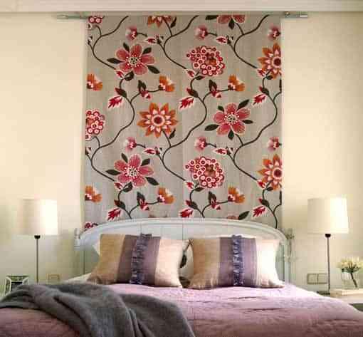 Paneles-de-tela-para-decorar-paredes