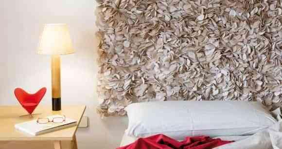 Diferentes cabeceras de cama