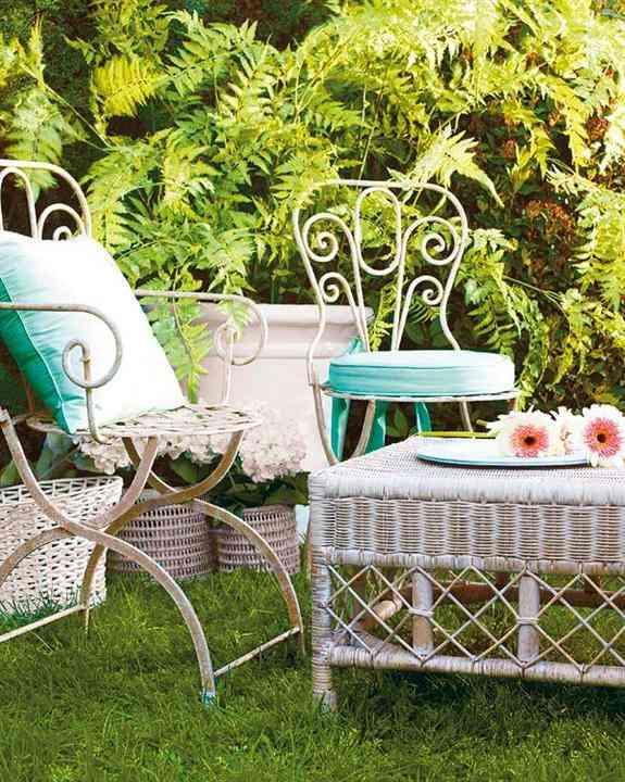 decorar una terraza