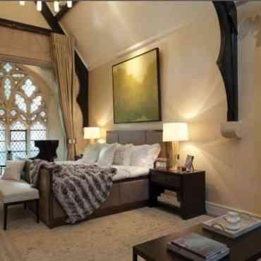 ¿Te atreverías a vivir en una antigua iglesia convertida en casa de lujo?