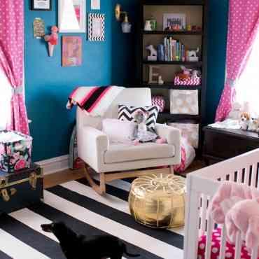 Decora un dormitorio de bebé femenino ¡de ensueño!