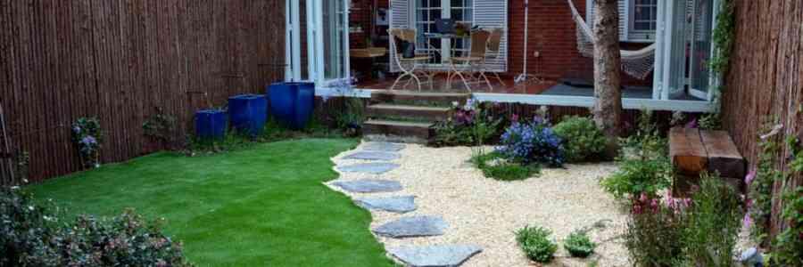 Ideas para decorar un jardín pequeño
