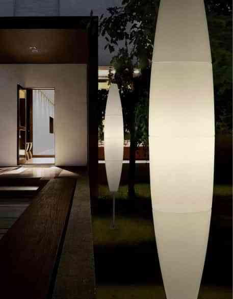 iluminar espacios