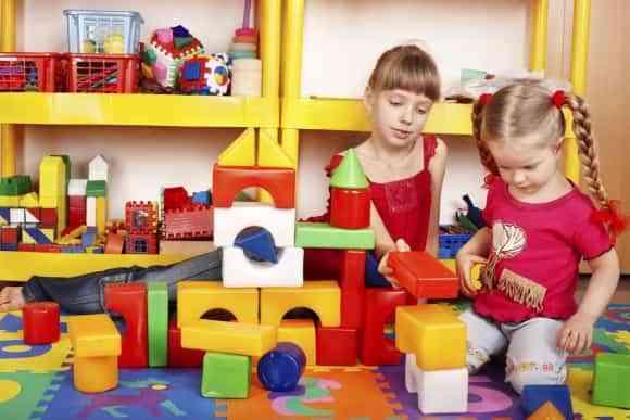 Organiza los juguetes de tus peques